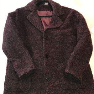 H&M Jackets & Coats - H&M, Boucle Coat